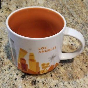 Starbucks los Angeles mug
